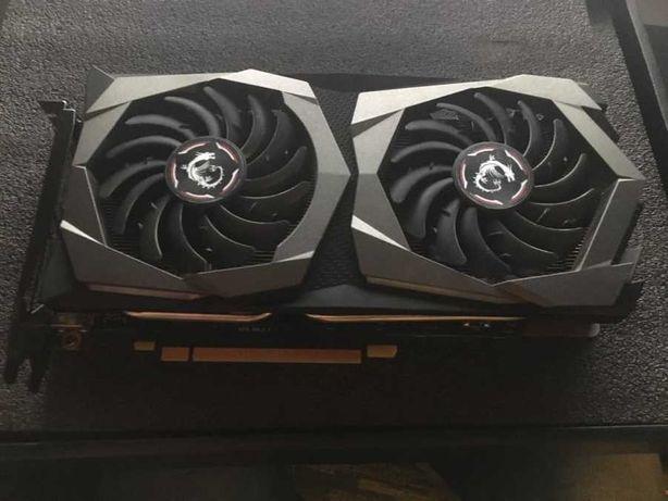 MSI GeForce GTX 1660 Gaming X 6gb + faktura