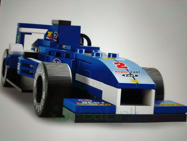 Lego F1 - compatíveL com LEGO