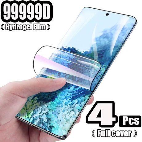 Гидрогелевая пленка Samsung Note 10 Plus