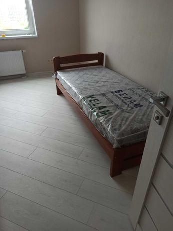90*190 см Деревянная эко кровать