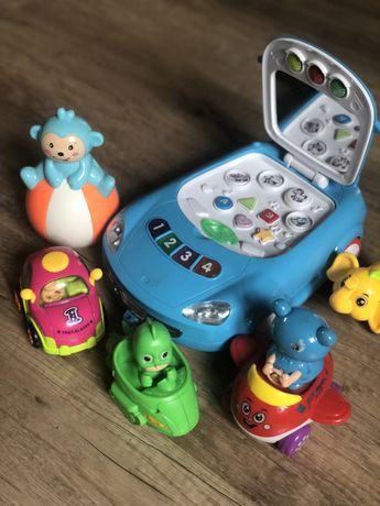 Игрушки для маленьких, машинки ,набор машинок