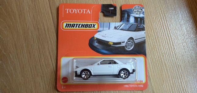 Matchbox Hot Wheels Toyota MR2
