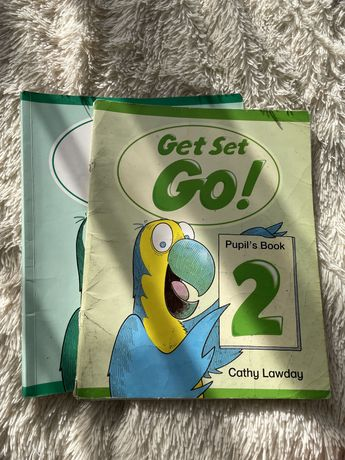 Get Set Go! 2 частина ОРИГІНАЛ