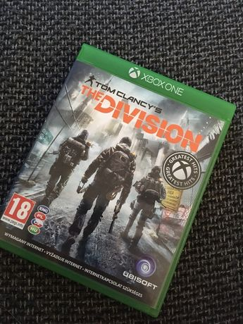 The Division PL Xbox one