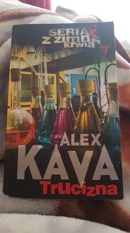 Alex Kava Trucizna