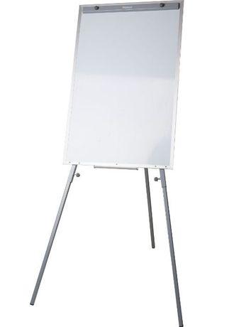 Фліпчарт маркерний 65х100 см на тринозі Eко. Флипчарт белый для маркер