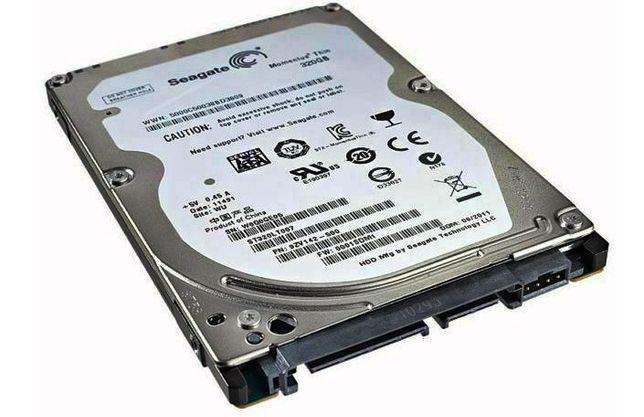 "Жесткий диск для ноутбука Seagate Momentus Thin 320GB 2.5"""
