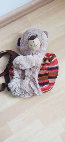 Mały plecak dla dziecka