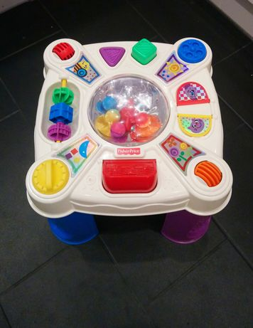 Stolik interaktywny fisher price