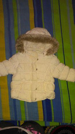 Куртка Next для дівчинки