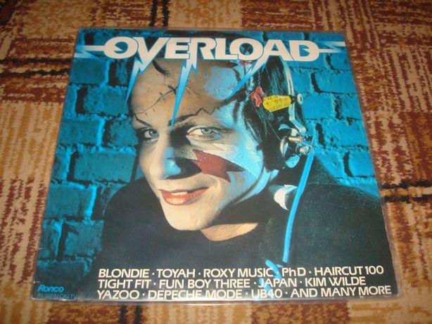 Płyty winylowe składanka Overload