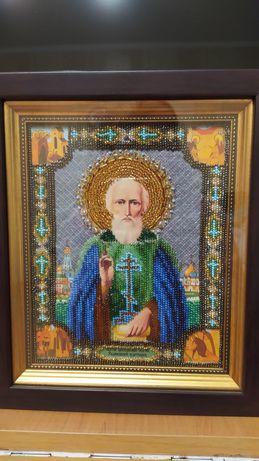 Продам икону Сергия Радонежского