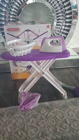 Zestaw zabawek urządzenia do prasowania