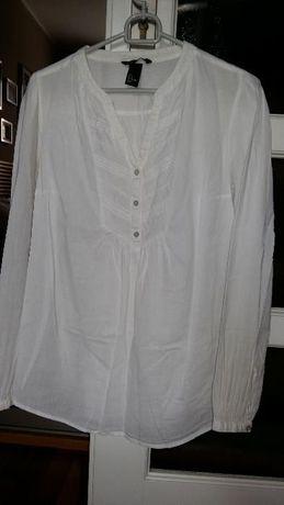 koszula ciążowa biała H&M rozm. S