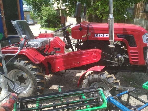 Трактор 20 лс Lider