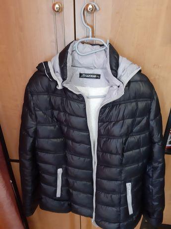 Damska kurtka zimowa XXL