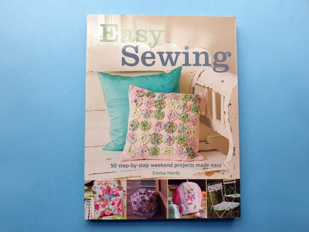 "Livro ""Easy Sewing"" - Emma Hardy"
