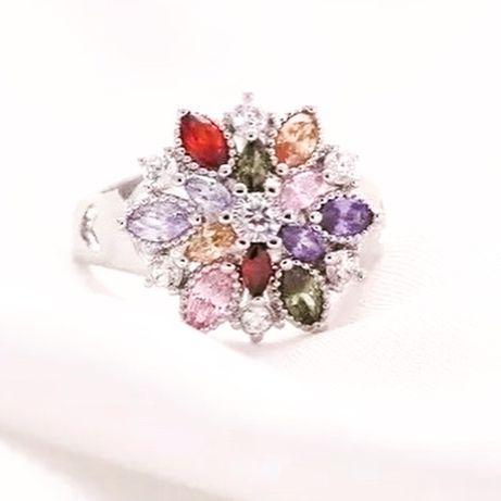 Серебрянные кольца 925 проба