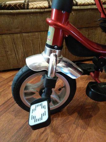 Продам трёхколёсный велосипед