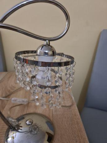 Sprzedam  lampkę  nocna z kryształkami