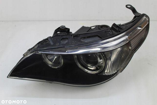 LAMPA PRZÓD LEWA BMW E60 XENON SKRĘTNY DYNAMIC EU