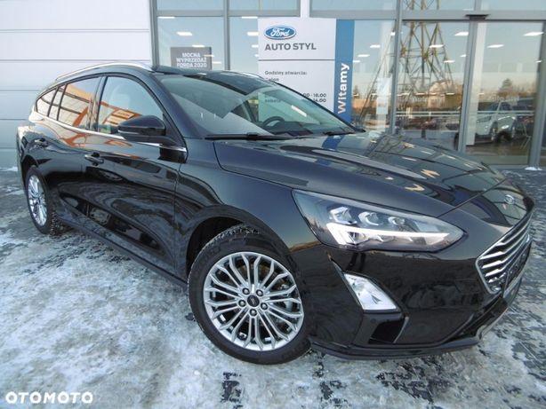 Ford Focus NOWY Focus Titanium 1.0 Ecoboost 125KM M6 Kombi