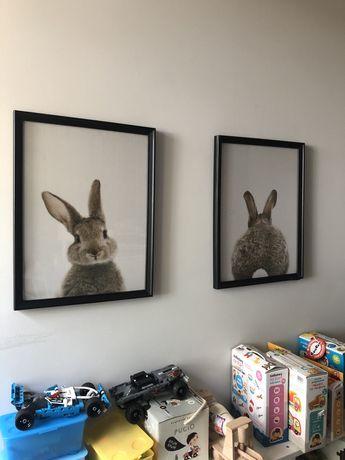 Obrazki grafiki do pokoju dziecięcego