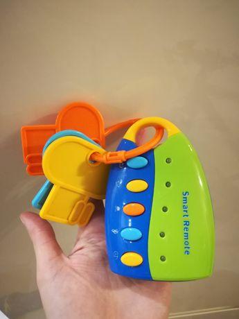 Zabawka grająca pilot z kluczykami