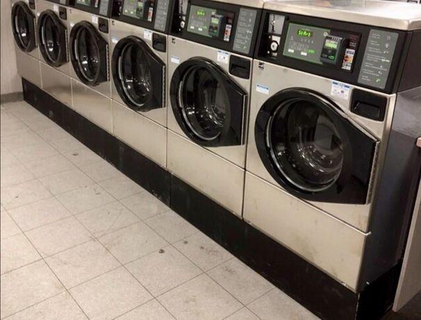 Self service Máquinas de lavandaria Novas e Usadas