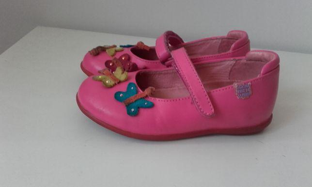 pantofelki balerinki Prada 25
