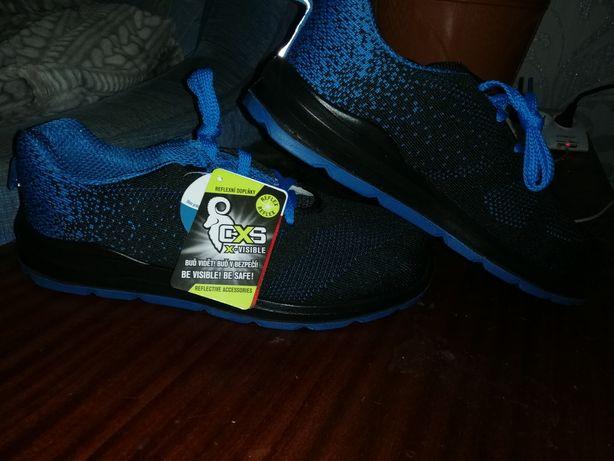 """Новая спец. обувь, ботинки, кроссовки """"CXS TEXLINE VIS S1"""", размер 42,"""