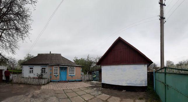 Дом / Дача с садом и участком в Киевской области, 110 км от Киева