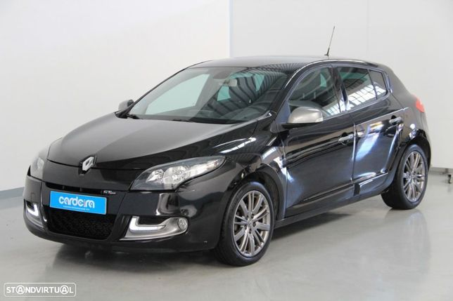 Renault Mégane 1.5 dCi GT Line Premium SS