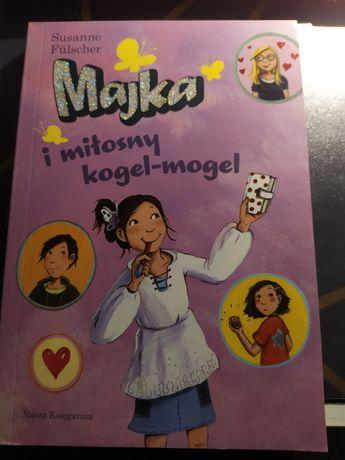 Książka Susanne Fülscher   Majka i miłosny koleg-mogel