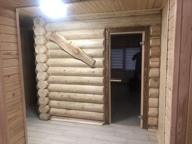 Баня на дровах в Ясіня
