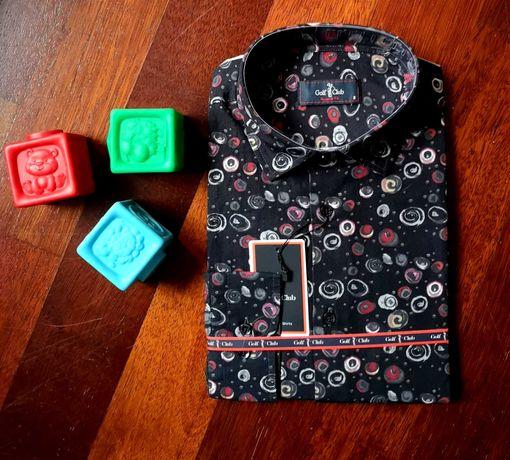 Nowa męska koszula, rozmiar S