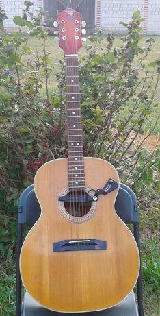 gitara Defil, elektroakustyczna