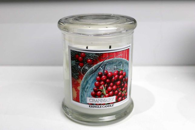Cranmary Kringle Candle