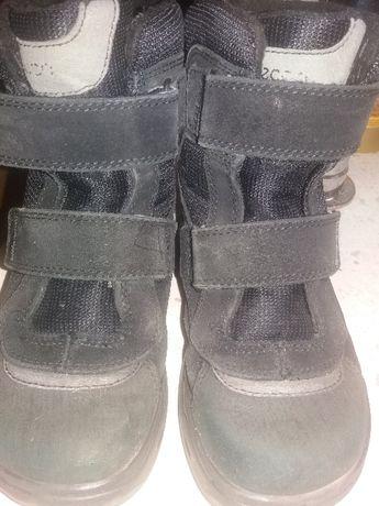 Продам ботинки ессо