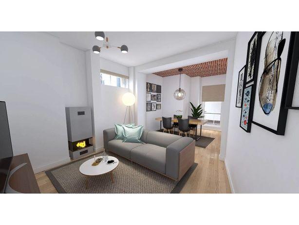 Apartamento T3 | rés - do - chão | Em construção | Beja