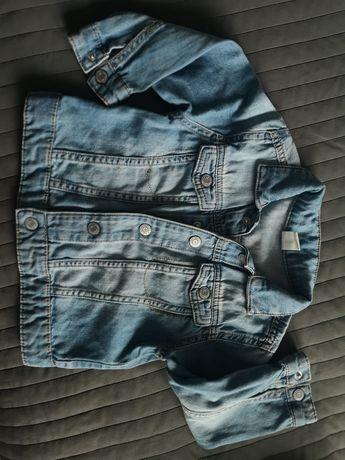 Kurtka jeansowa h&m 92