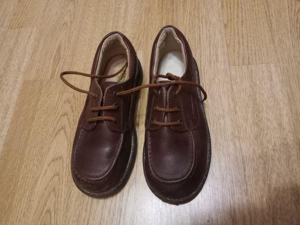 Взуття осіннє на хлопчика