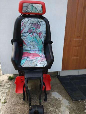 Fotelik dziecięcy na rower Kettler