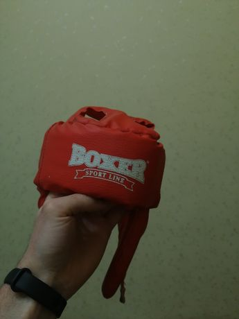 Шлем защитный боксерский