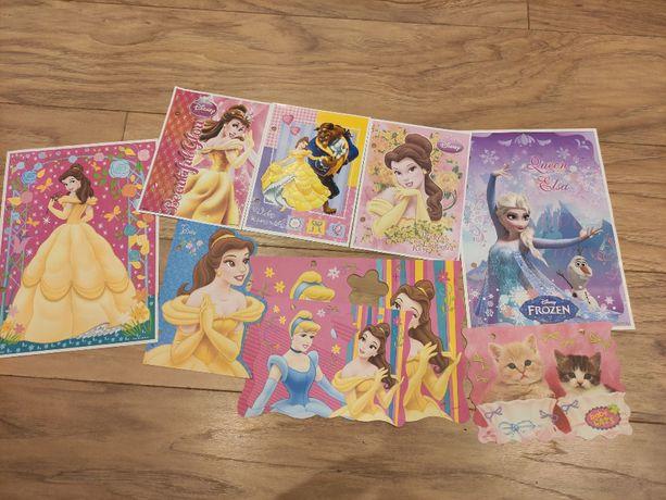 karteczki Bella, Księżniczki