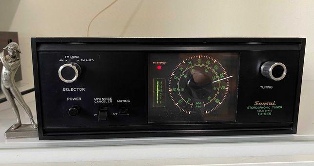 Sansui TU555 - tuner vintage