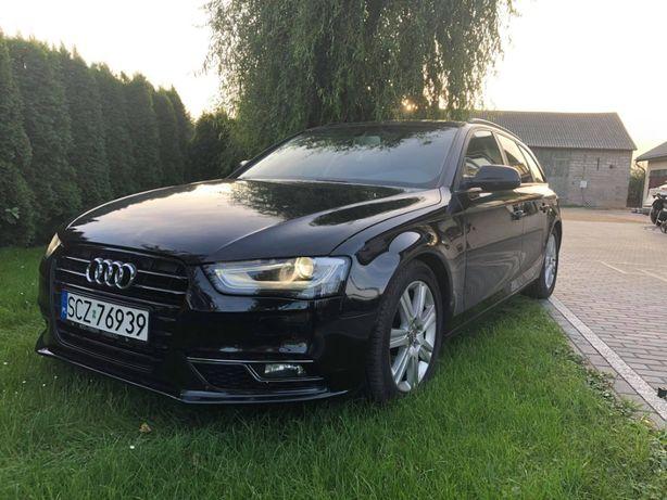 Audi A4 pierwsza rej. 2014, 177 km, 2 komplety kół ALU