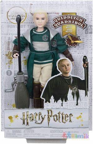 harry potter lalka figurka draco malfoy quidditch