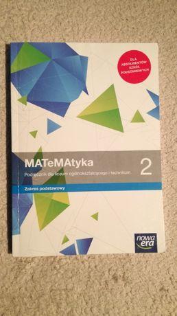 MATeMAtyka 2 podręcznik NOWY dla klas po podstawówce