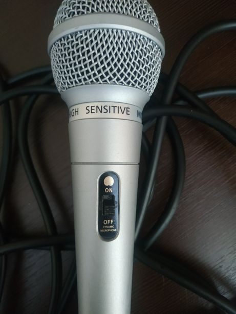 Микрофон high sensitive mic ah59-01198e